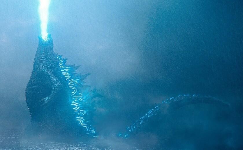Esta es la foto más impactante que se ha revelado de la nueva entrega del impresionante monstruo.