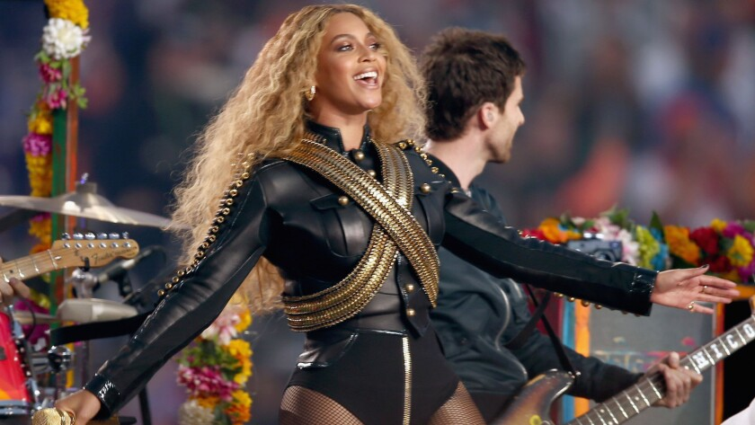 Beyonce at the Super Bowl: a primer for those who went for beer during halftime