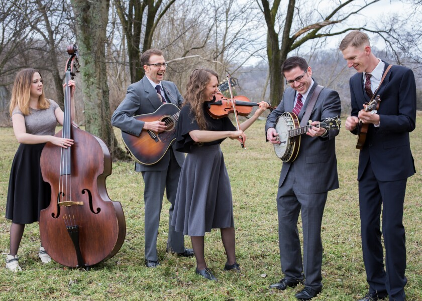 The Tennessee-based bluegrass band High Fidelity will be performing in California for the first time when it appears  at the 17th annual Summergrass San Diego festival in Vista.  The group will play at the festival three times over the weekend, but as a quartet, not a quintet.