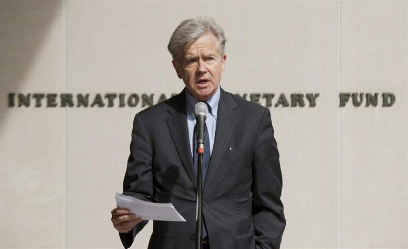 """El FMI insta """"a esperar a conocer los detalles"""" de aranceles de Trump"""
