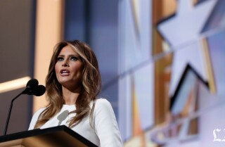 Melania Trump immigration controversy
