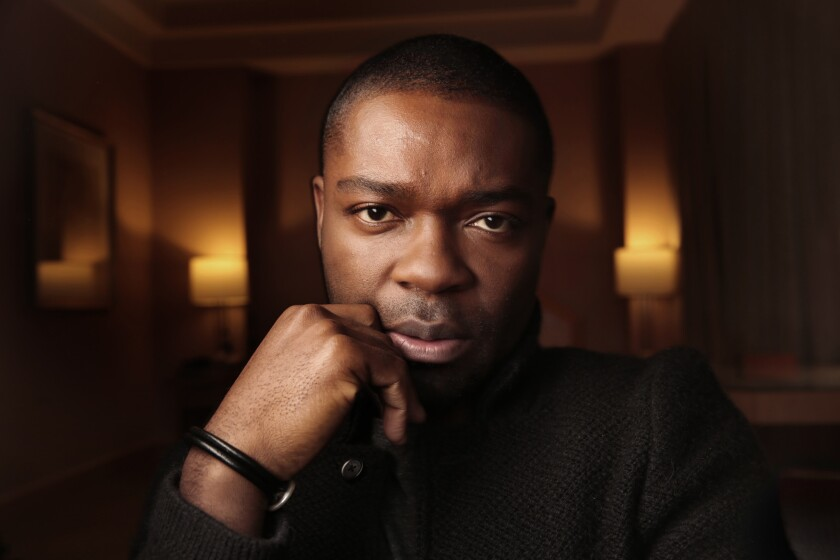 """David Oyelowo wanted to show all facets of the Rev. Martin Luther King Jr. in """"Selma."""" """"Where are his doubts, his guilt, his need to walk away?"""" he says."""