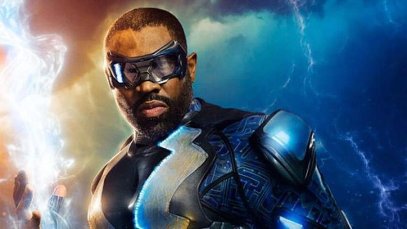 "CW's ""Black Lightning"" will be showcased on Wednesday, July 19, when Comic-Con International opens at 6 p.m. with Preview Night. (Courtesy photo)"