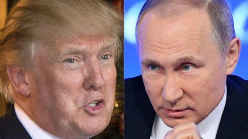 Así calificó el presidente electo estadounidense Donald Trump la reacción de Vladimir Putin a las sanciones anunciadas por Barack Obama contra Rusia por intentar influir en las elecciones presidenciales del pasado noviembre a través de ciberataques.