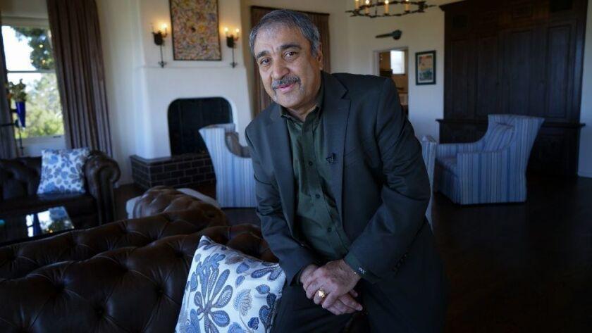 Investigator exploring whether UC San Diego chancellor