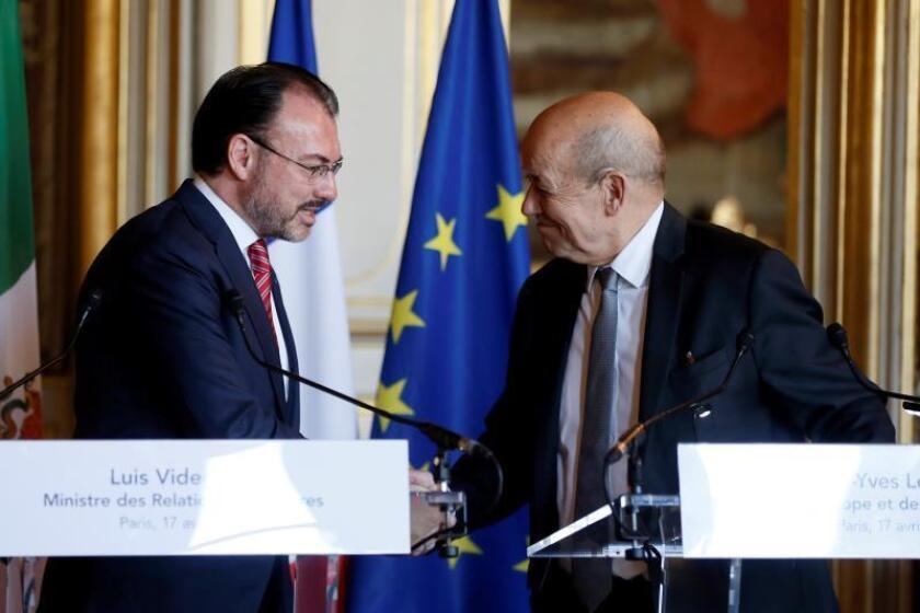 Francia y México quieren convertir sus buenas relaciones en una alianza