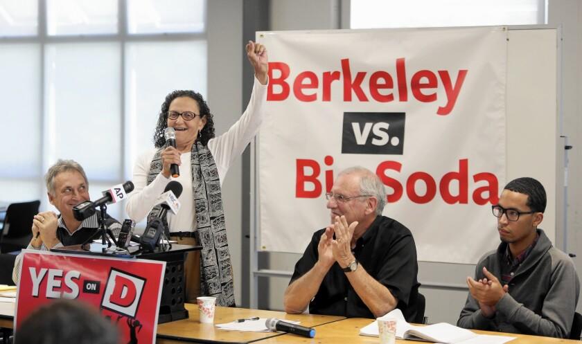 Berkeley's soda tax