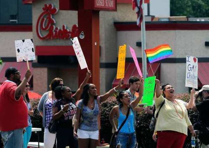 Jon Stewart, Glenn Beck and Justin Durant join Chick-fil-A debate