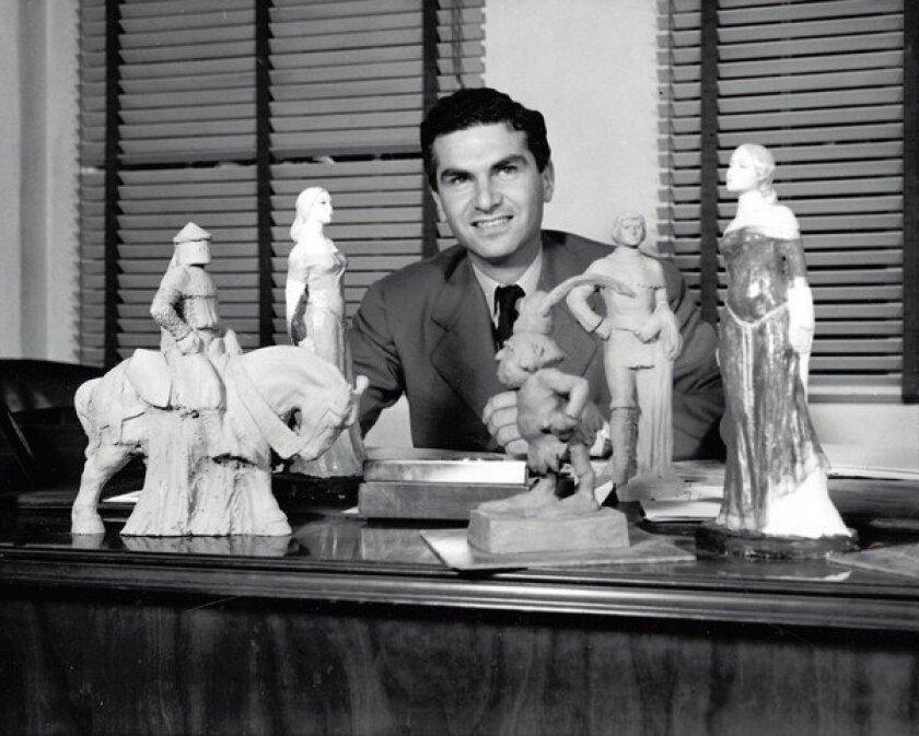 Mel Shaw dies at 97; Disney design artist