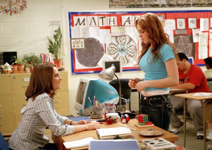 Tina Fey in 'Mean Girls'