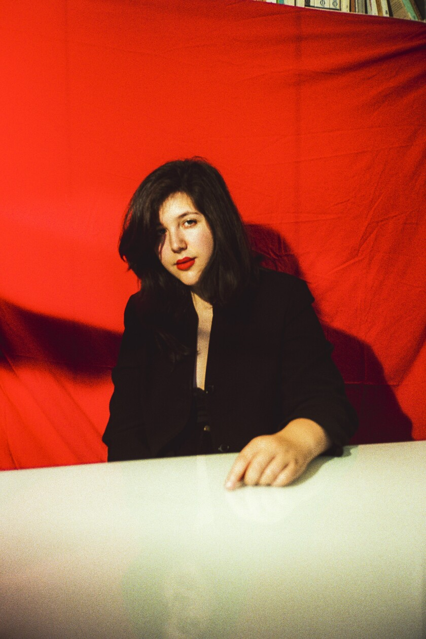 A photo of Lucy Dacus