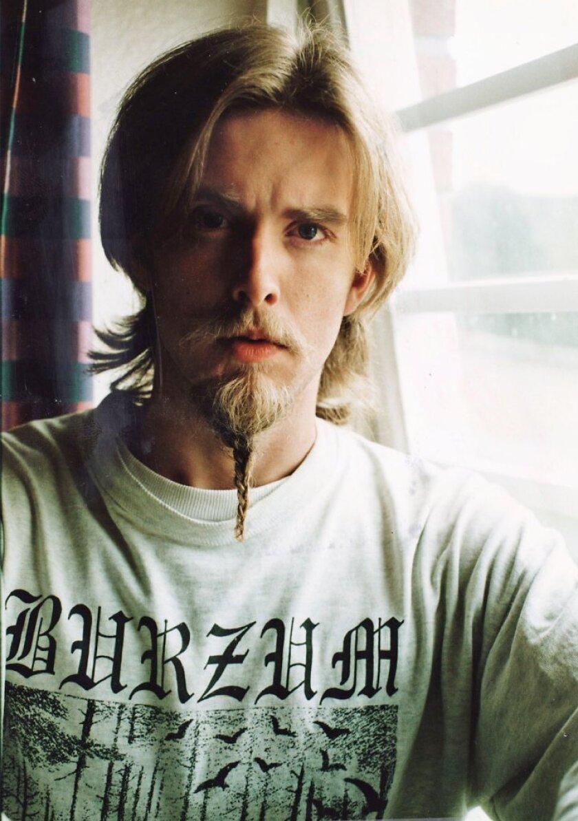 Varg Vikernes, shown in 1999, is said to be a fan of mass killer Anders Behring Breivik.