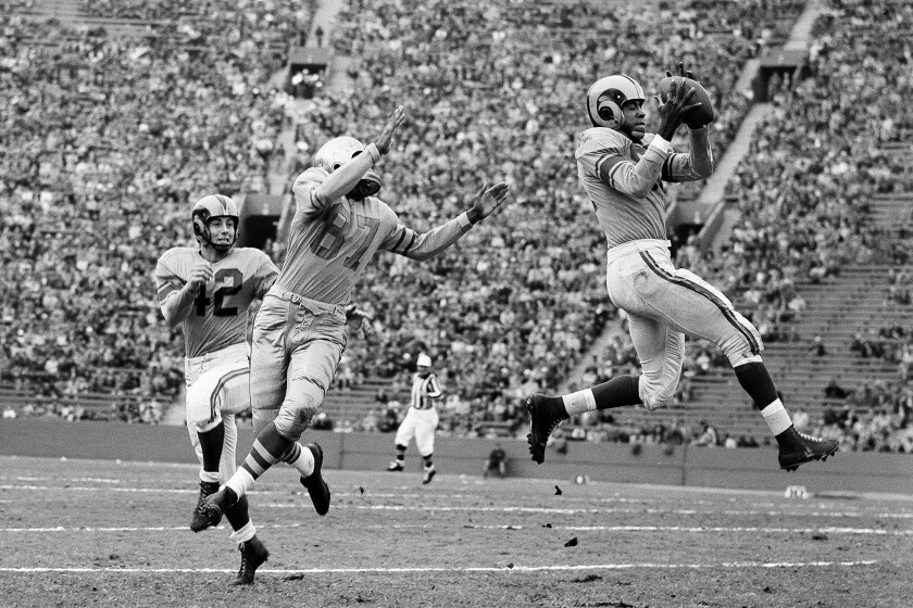 NFL At 100 The 1950s