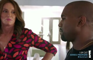 'I Am Cait' premiere: Kanye West meets her for the first time