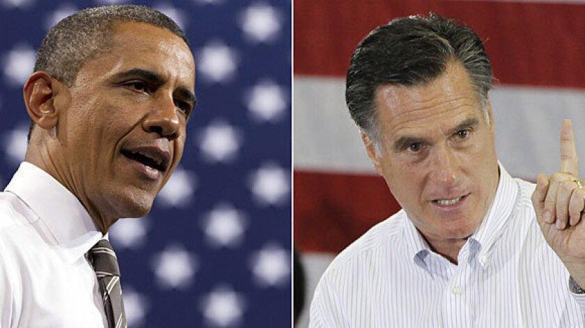 Obama, Romney break fundraising records