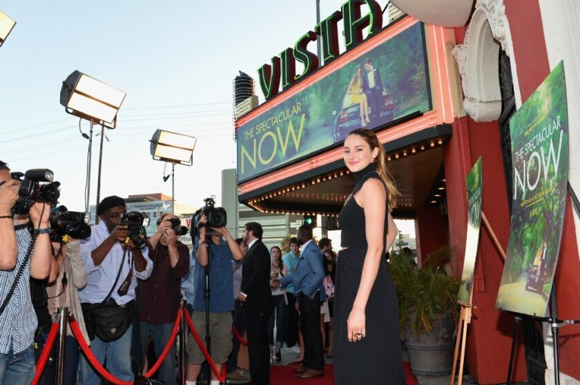 """An interview with Shailene Woodley, star of """"The Spectacular Now"""""""