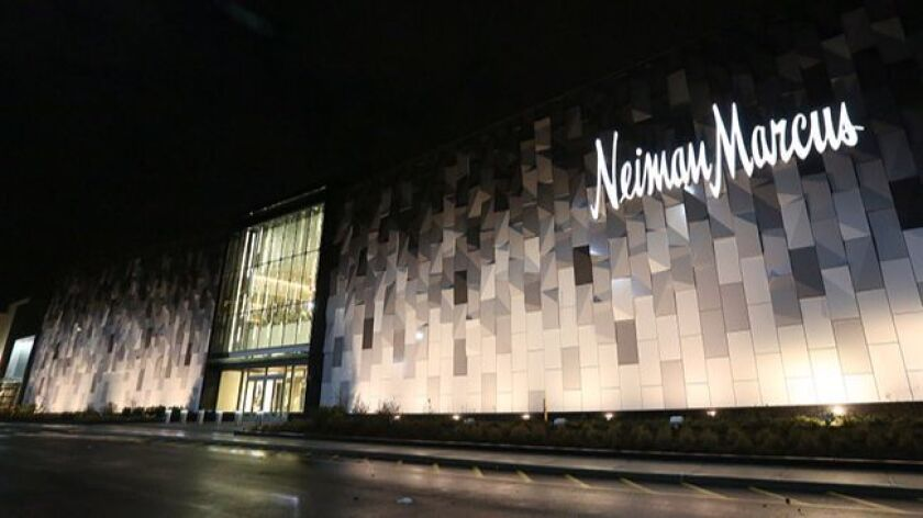 Struggling Neiman Marcus Group considers putting itself up for ...