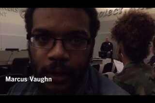 Video: Black Lives Matter demonstrators speak out before the ruling