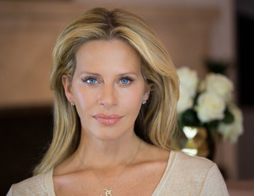 Dina Manzo, former 'Real Housewives of New Jersey' star