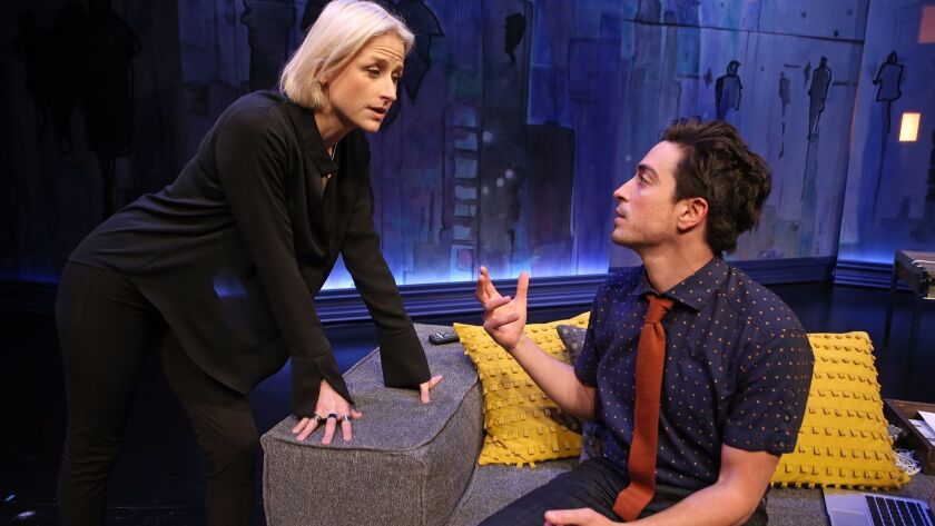 """South Coast Repertory presents the world premiere of """"The Siegel"""" by Michael Mitnick, directed b"""