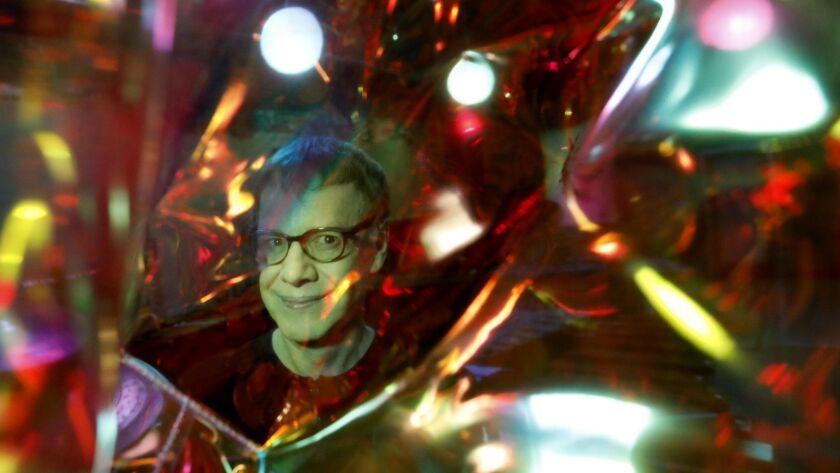 LOS ANGELES, CA - MARCH 21, 2019 - - A rainbow of imagination continues to fuel composer Danny Elfma