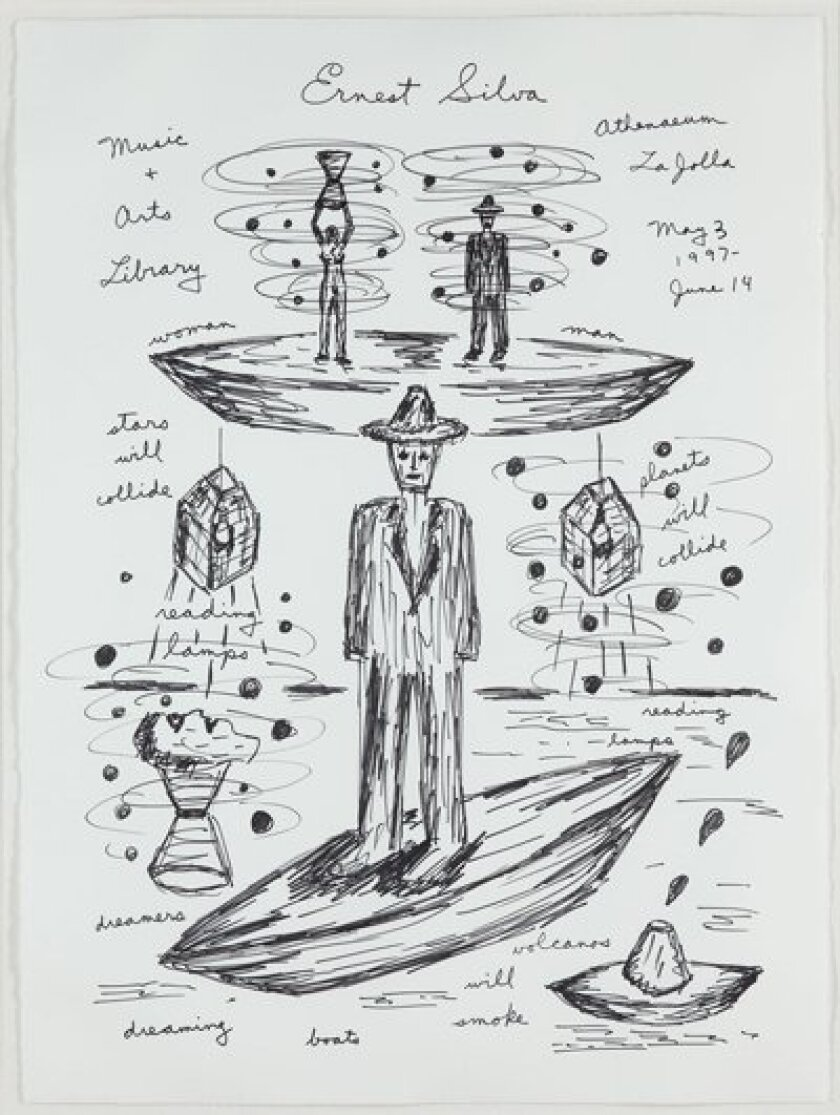 Art by Ernest Silva