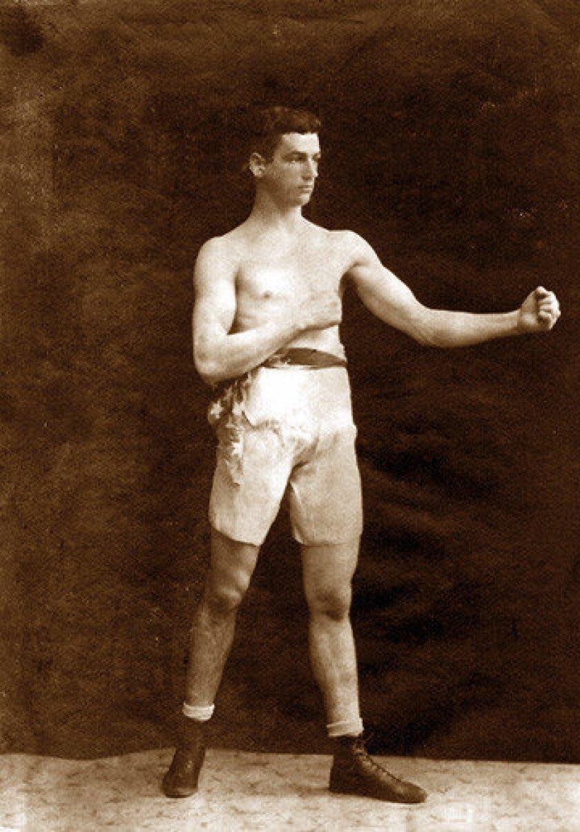 Boxer Kid McCoy