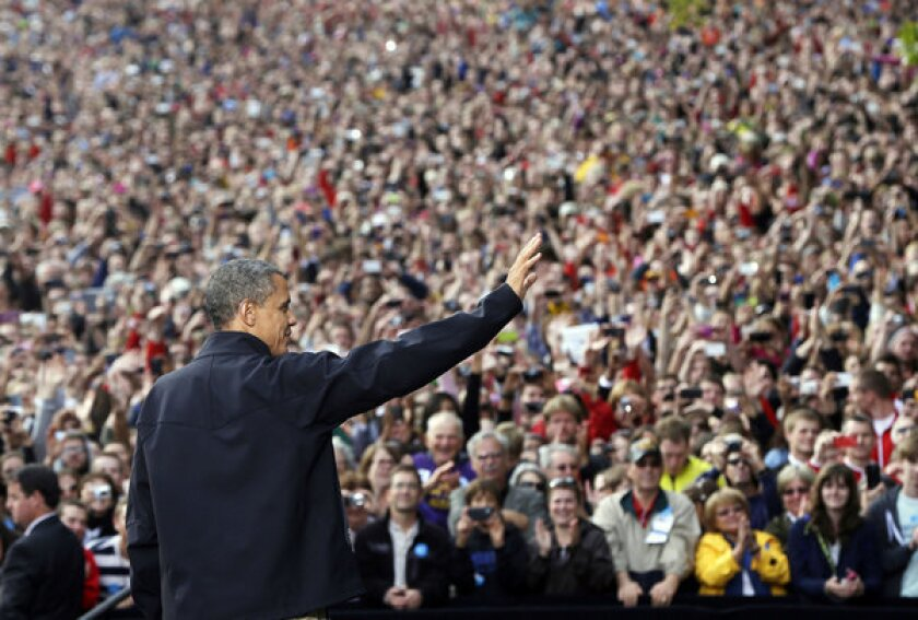 Obama gets boost in swing-state polls