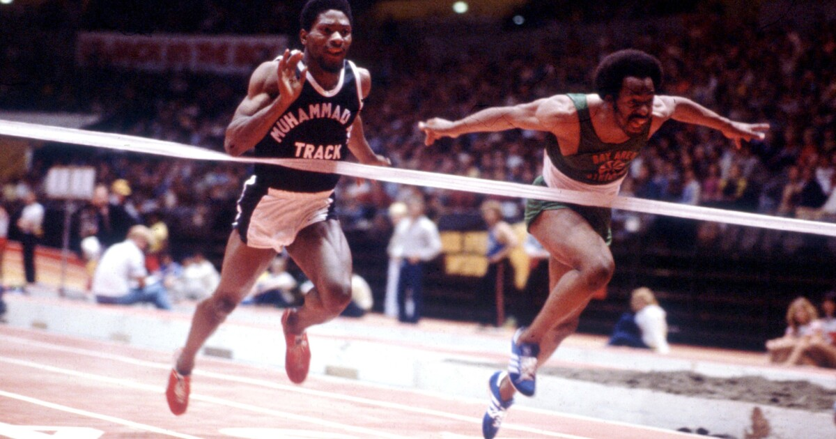 Column: Houston McTear, once the world's fastest, went from