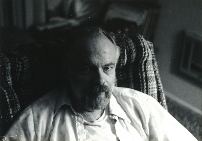 Inside the archives — and mind — of sci-fi legend Philip K. Dick