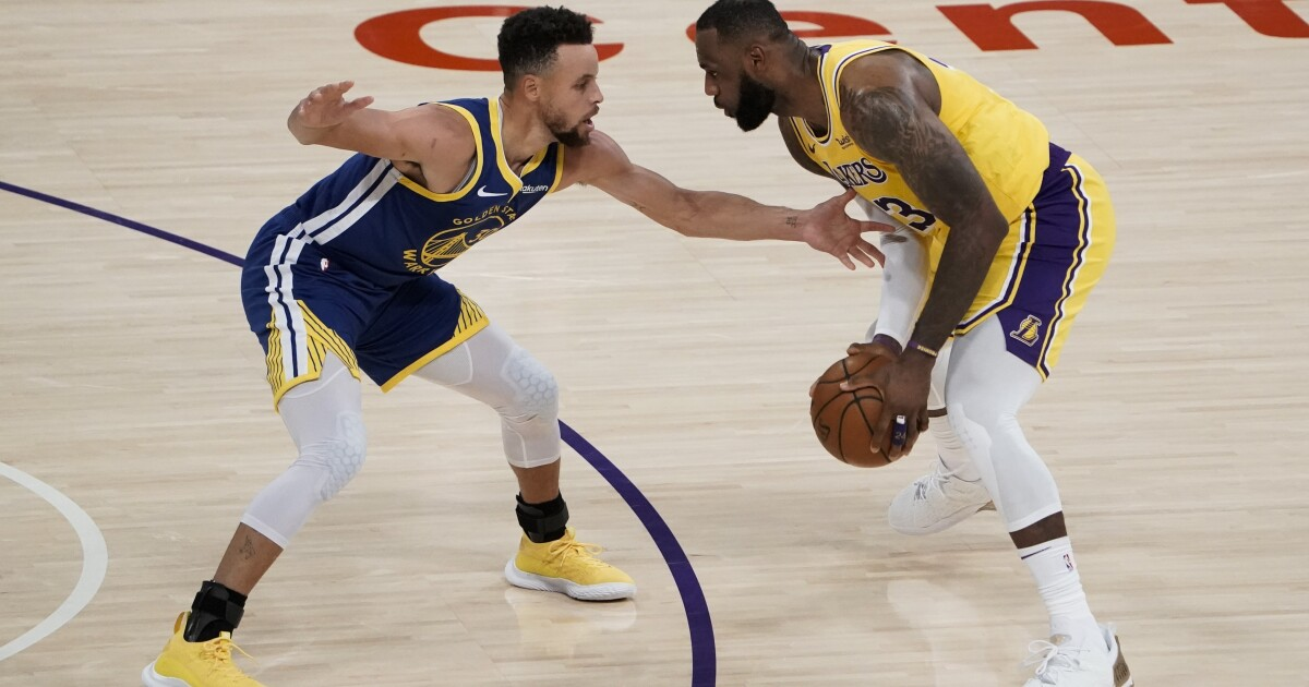 Lakers vs. Warriors: How the NBA's play-in tournament works