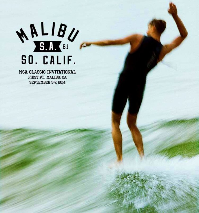 La Jolla's WindanSea Surf Club takes the overall championship at the 2014 Malibu Surfing Association Classic Invitational. Four members of the WindanSea Surf Club also earn first place in their divisions.