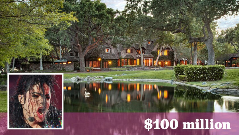 Hot Property: Neverland Ranch