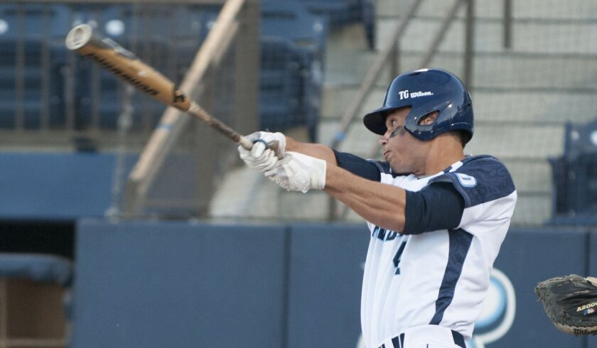 USD sophomore Bryson Brigman moves to shortstop this season after earning West Coast Conference Freshman of the Year last season at second base.