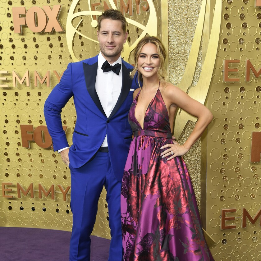 "Justin Hartley and Chrishell Stause's split is recounted in the third season of ""Selling Sunset."""