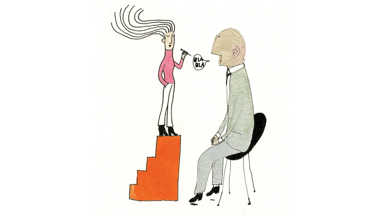 What men say what women hear