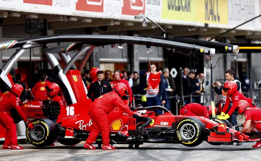 Spain F1 Pre-Season Testing