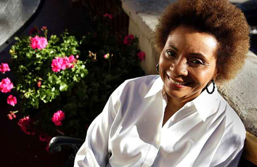 """ON A 'STORMY' PATH: """"This is really all about Lena,"""" Leslie Uggams says. """"I'm not doing a copy of Lena. There is only one Lena Horne. But I'm bringing the essence of Lena."""""""