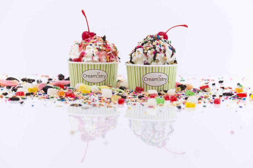 Creamistry opens Jan. 13 in Torrey Highlands.