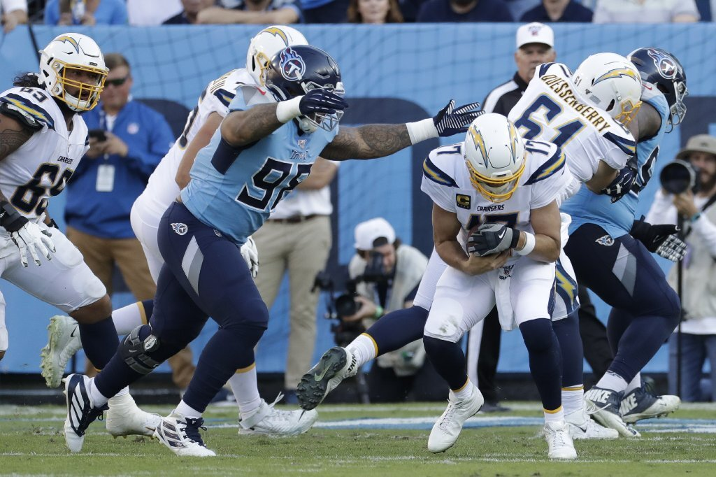 Nick Canepa's Chargers report card