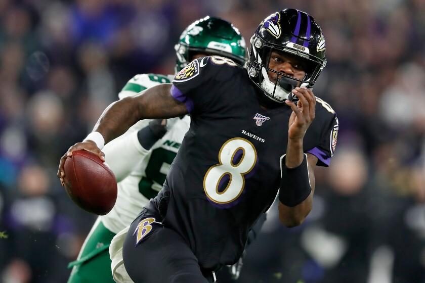 New York Jets v?Baltimore Ravens