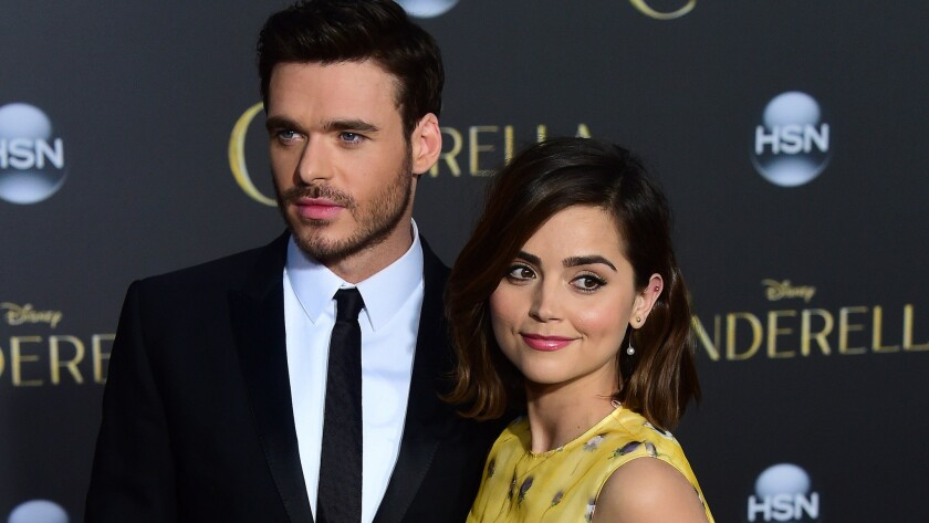 'Thrones' alum Richard Madden steps out with girlfriend at ...