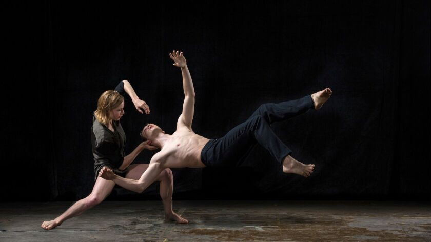 Hubbard Street Dance Chicago will perform two West Coast premieres in a three-night stand starting Thursday at the Wallis in Beverly Hills.