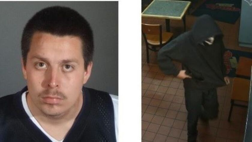 Suspected gang member wanted in connection with string of Montebello