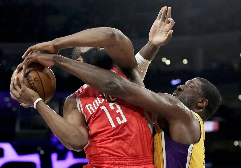 Preview: Banged-up Lakers return home to host Houston Rockets