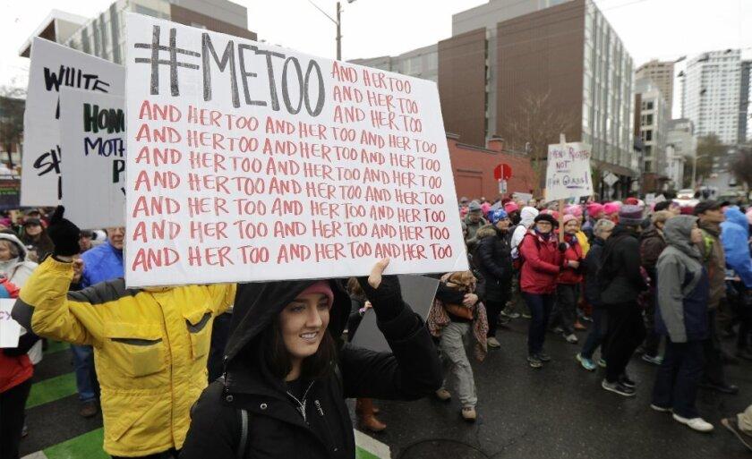 """La iniciativa conocida como """"Nuestro Turno"""" sigue los pasos del movimiento """"Me Too""""."""