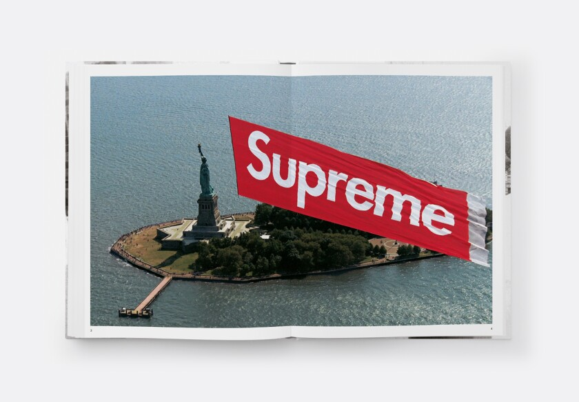 """The new book """"Supreme,"""" from Phaidon"""
