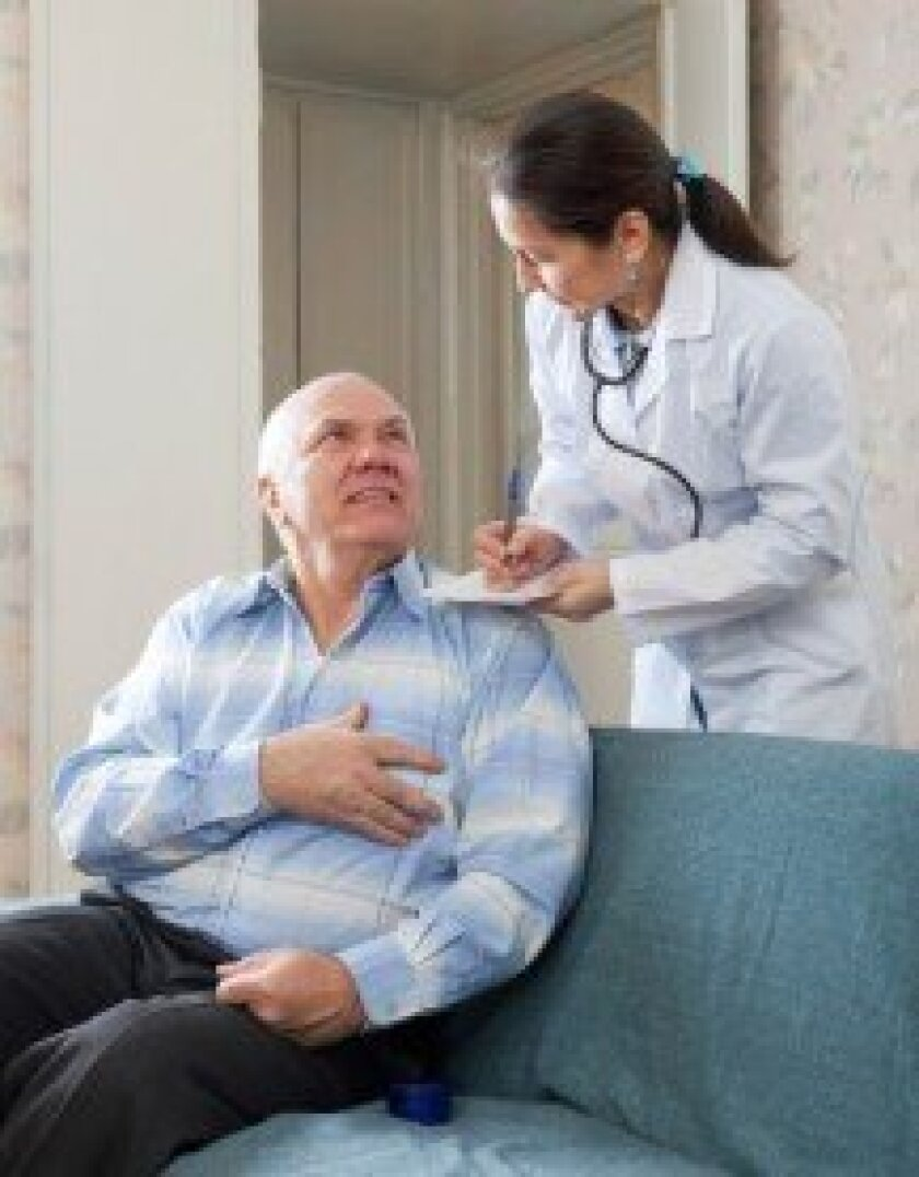 Staying cool ensures optimal senior health. (San Diego Placement Care Agency)