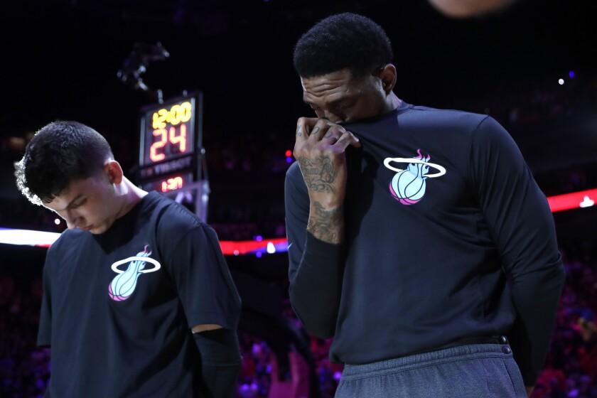 Magic Heat Basketball Bryant