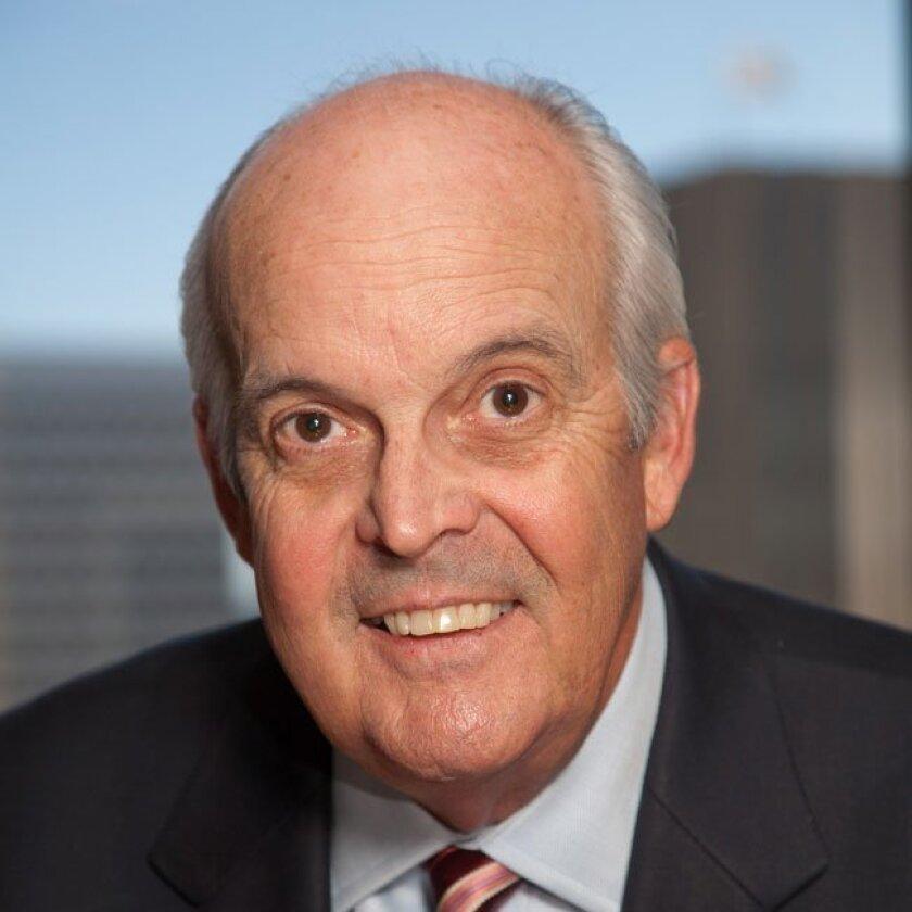 Gary W. Schons, senior assistant attorney general, avid diner and U-T Superdiner.